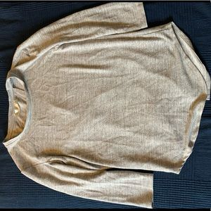RD Style Open Back Sweater